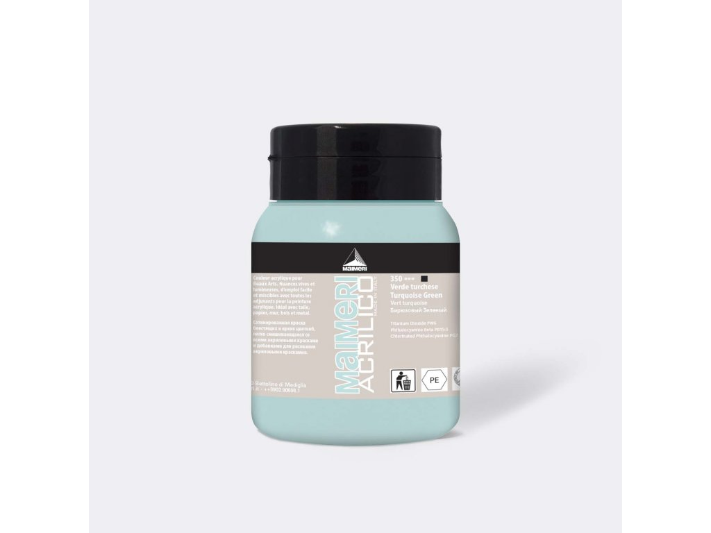 maimeri acrylico 500ml 350