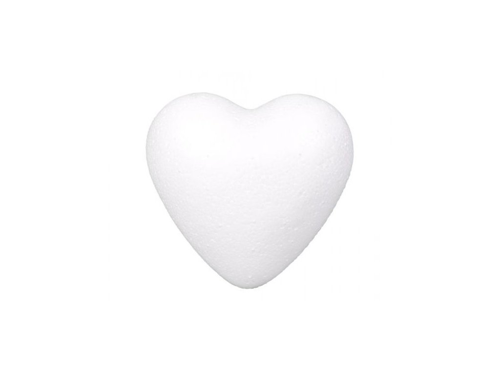 srdce polystyren