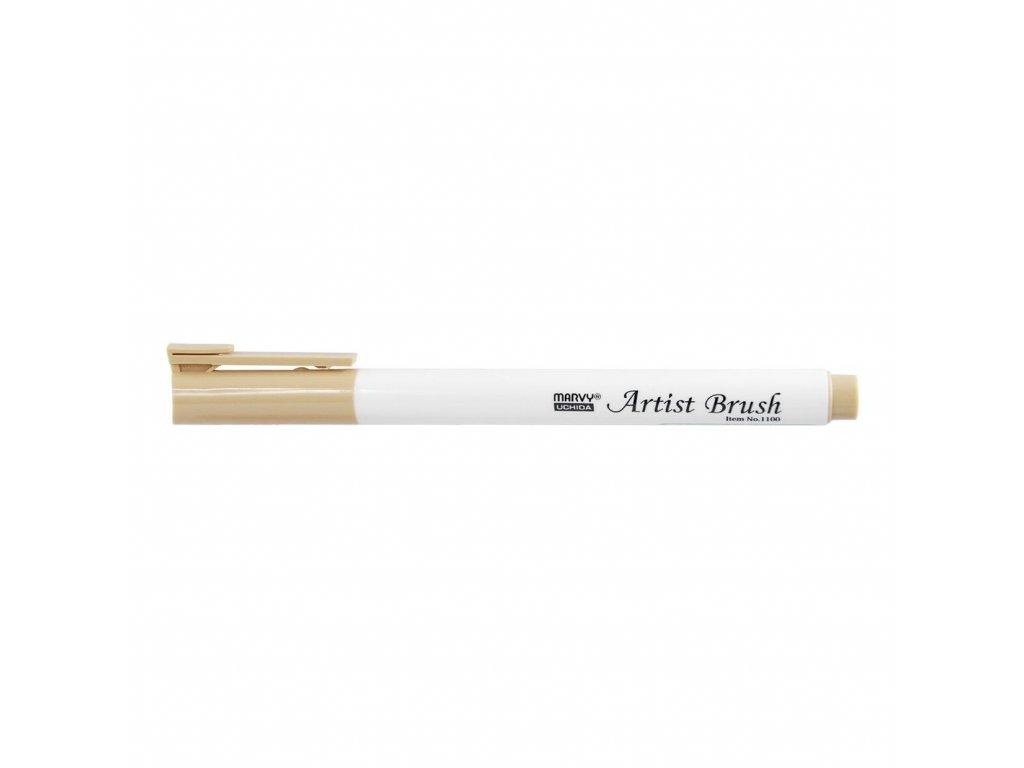 Umělecké fixy se štětcovým hrotem Artist Brush - 24 Beige