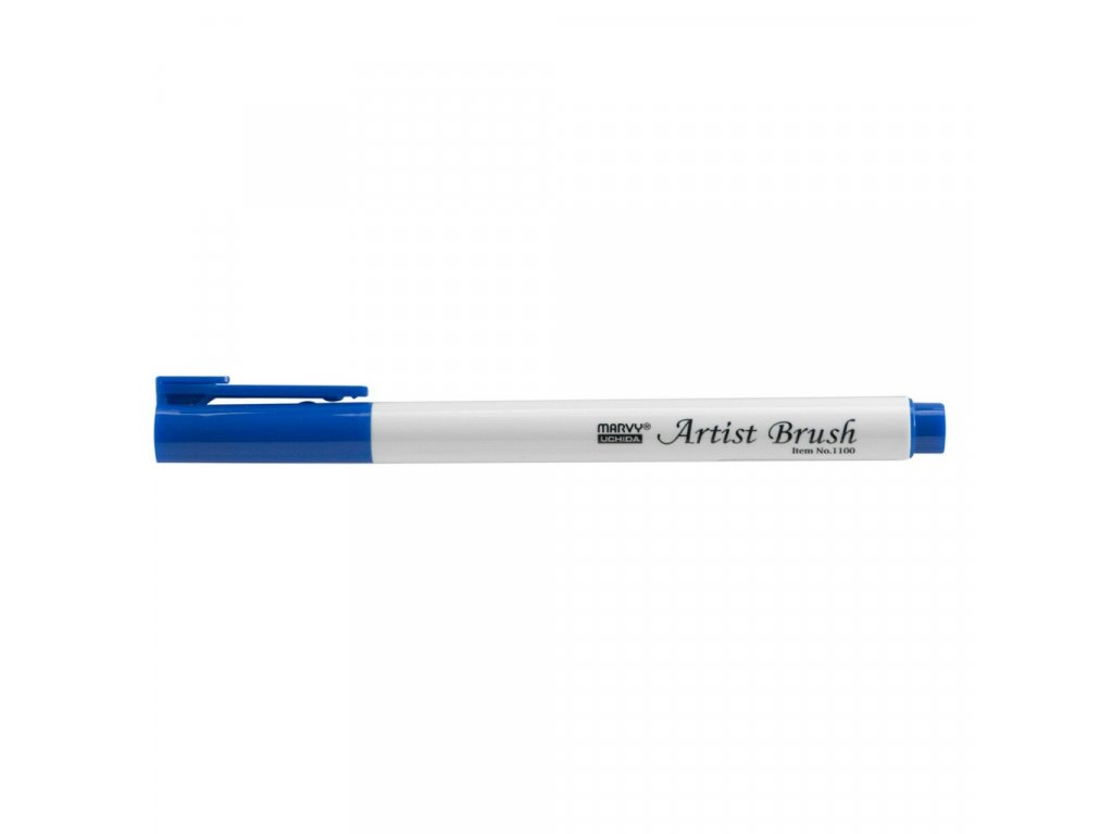 Artists brush marvy uchida 1100 blue