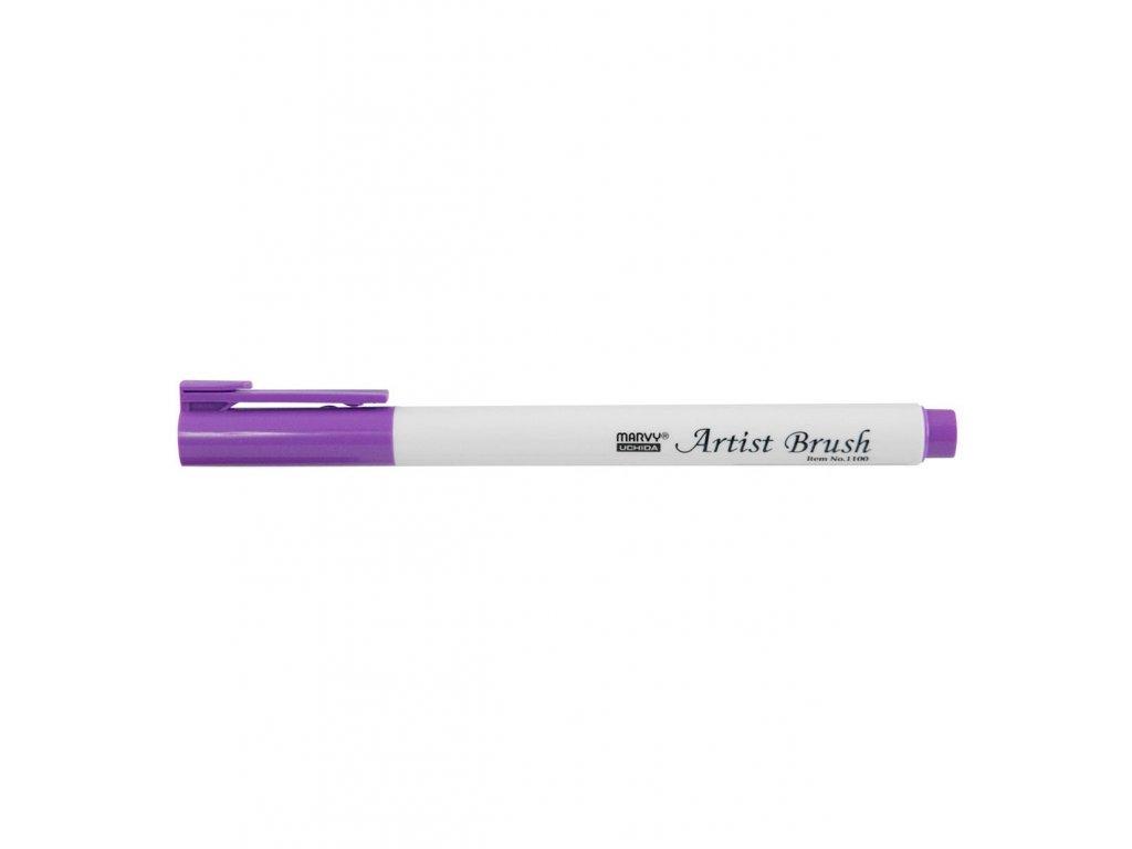 Umělecké fixy se štětcovým hrotem Artist Brush - 31 Pale Violet