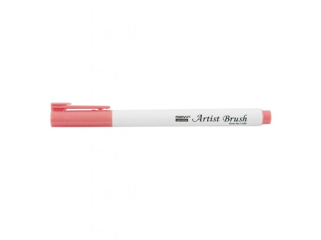 Umělecké fixy se štětcovým hrotem Artist Brush - 35 Coral Pink