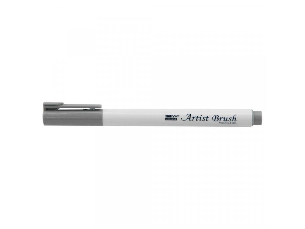 Umělecké fixy se štětcovým hrotem Artist Brush - 39 Ash Grey