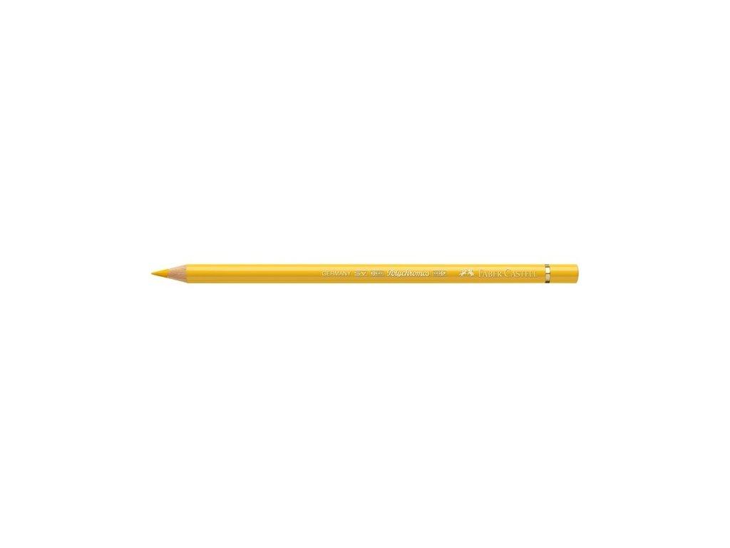 2105 2 faber castell polychromos umelecka pastelka 108 dark cadmium yellow