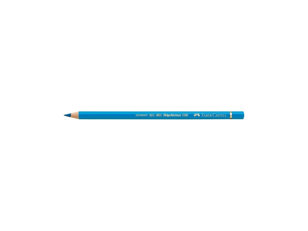 2111 2 faber castell polychromos umelecka pastelka 110 phtalo blue