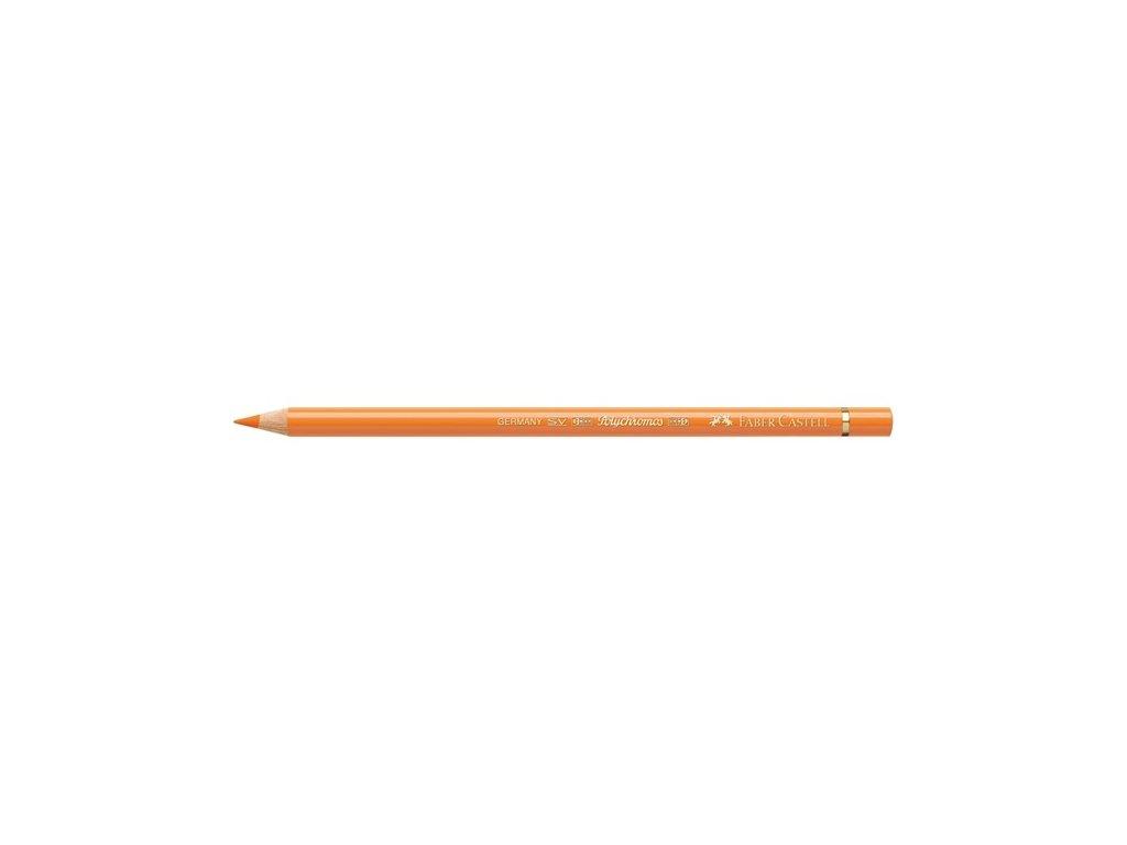 2114 2 faber castell polychromos umelecka pastelka 111 cadmium orange