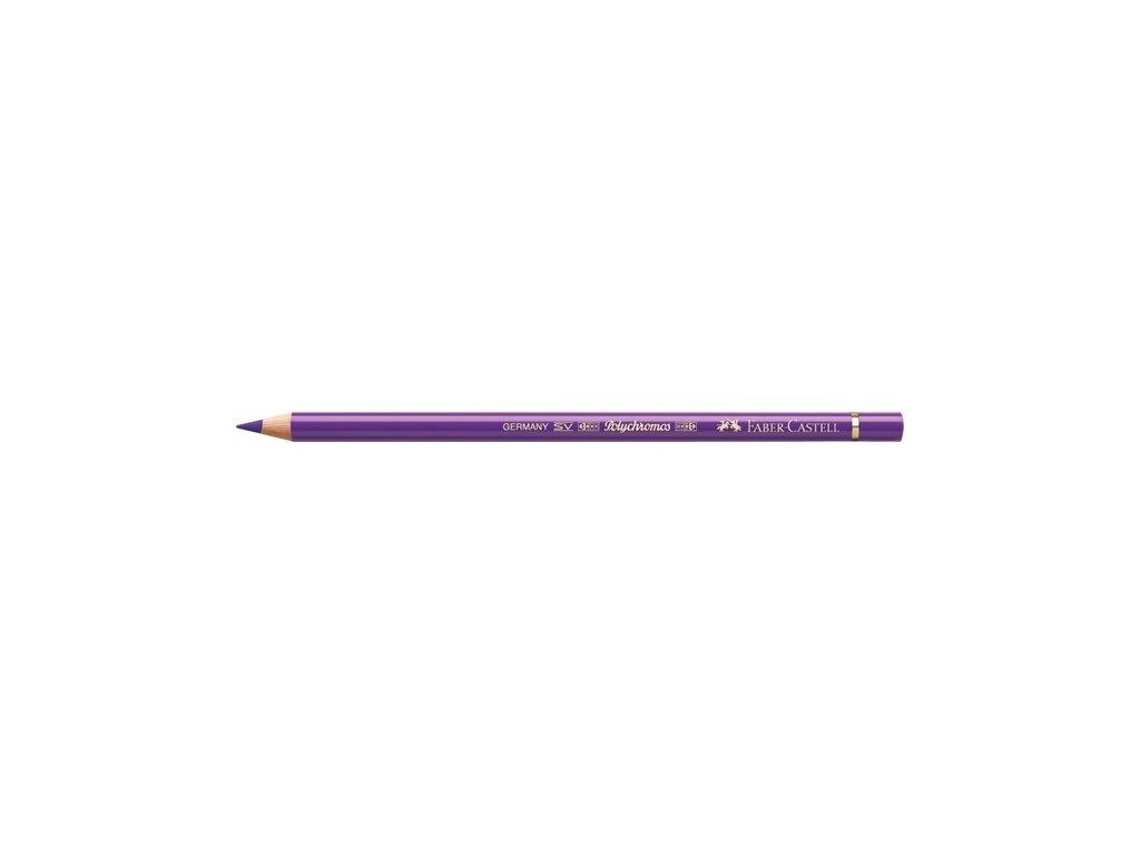 2159 2 faber castell polychromos umelecka pastelka 136 purple violet