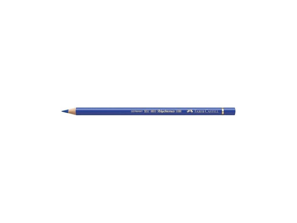 2171 2 faber castell polychromos umelecka pastelka 143 cobalt blue