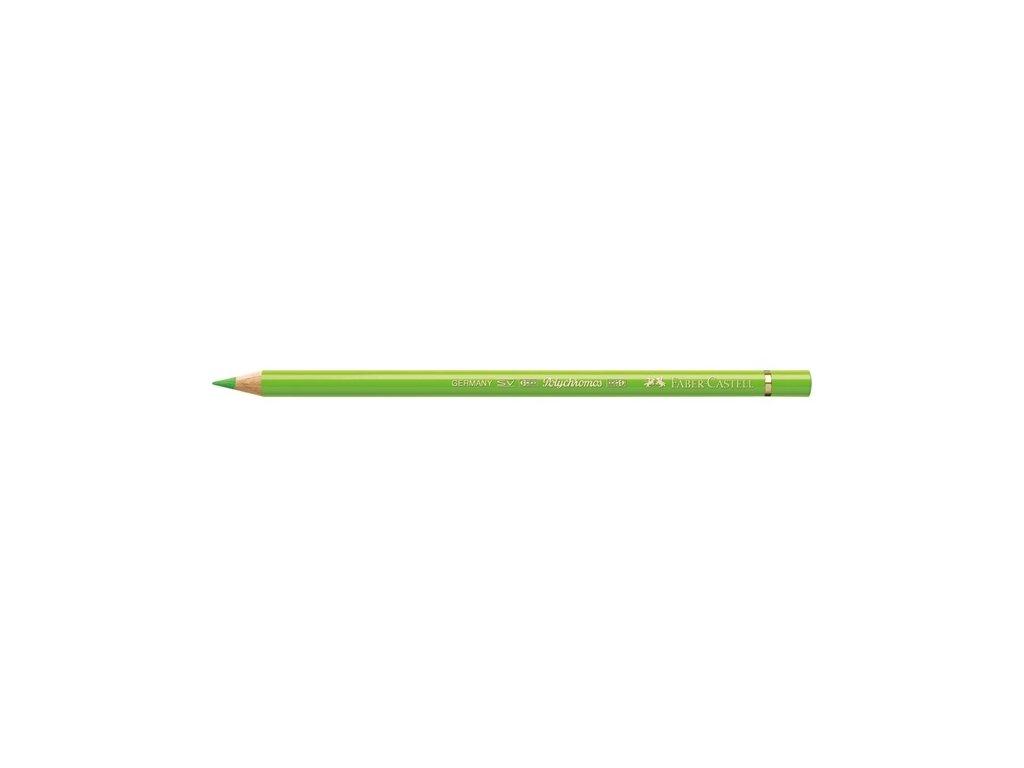 2213 2 faber castell polychromos umelecka pastelka 171 light green