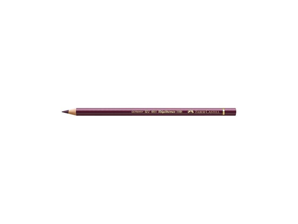 2255 2 faber castell polychromos umelecka pastelka 194 red violet