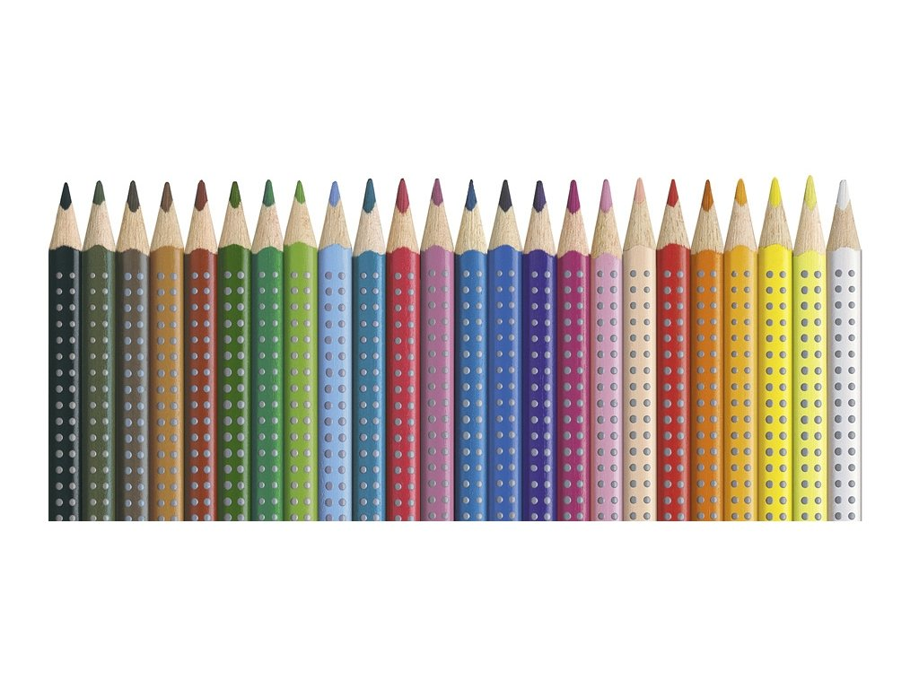 2414 2 akvarelove pastelky grip 2001 112424 24 barev
