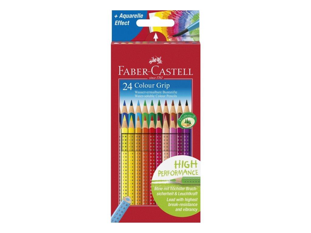 2414 3 akvarelove pastelky grip 2001 112424 24 barev