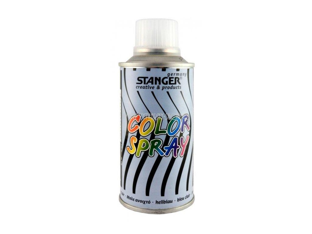 2573 akrylova barva ve spreji stanger color spray 150 ml modry svetle