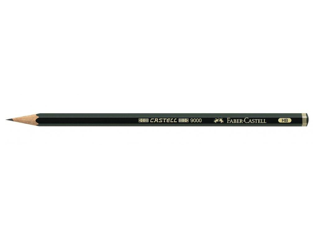 2657 1 umelecka grafitova tuzka faber castel 9000 2b