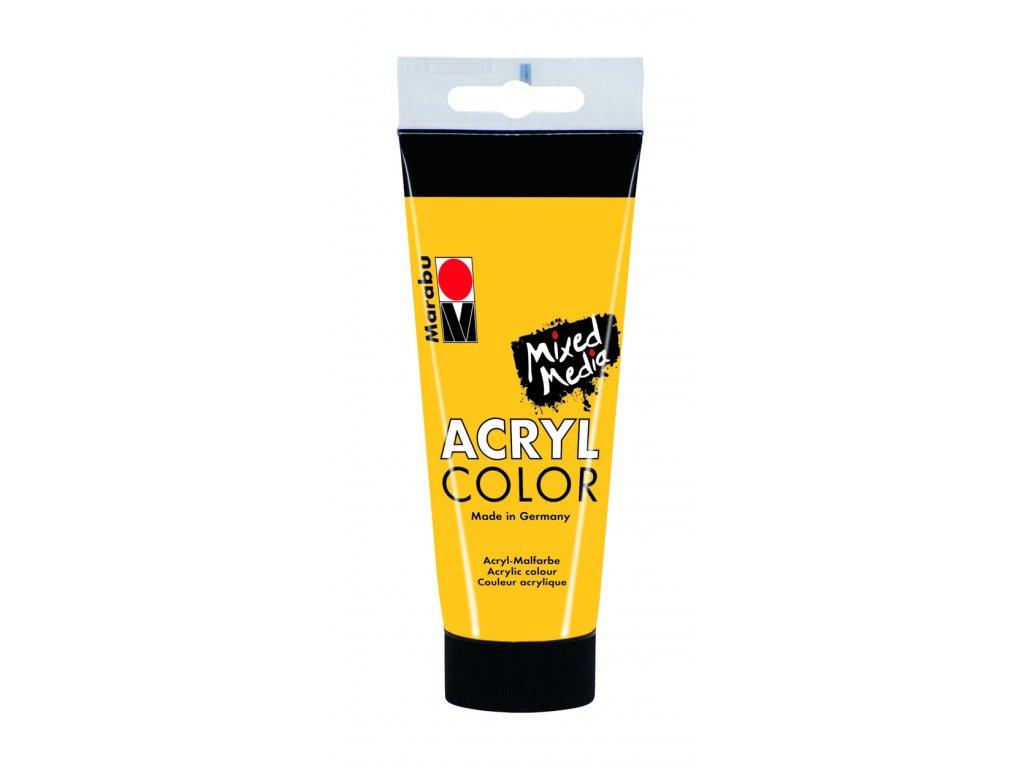 marabu 120150021 medium yellow