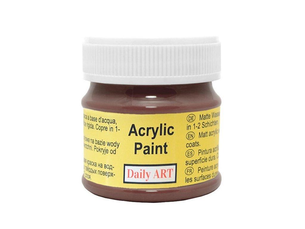 akrylova matna DA chocolate 180 50ml
