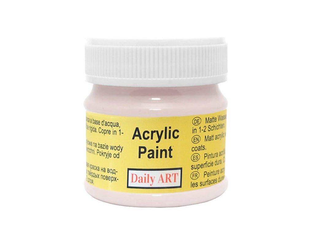 2969 matna akrylova barva 50ml cappuccino