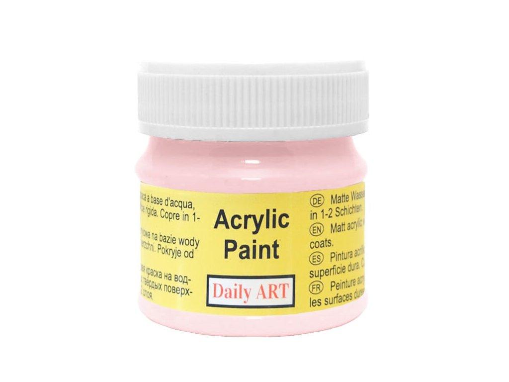 akrylova matna DA pink 220 50ml