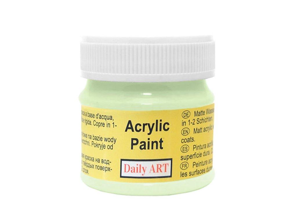 akrylova matna DA light green 305 50ml