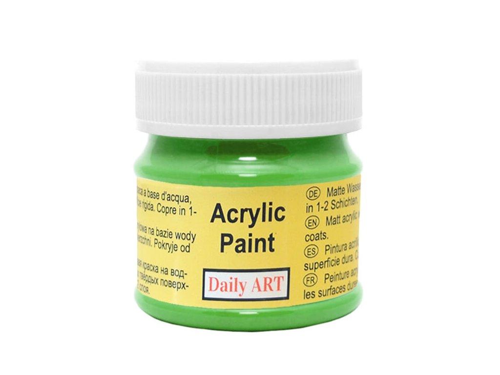 akrylova matna DA leaf green 306 50ml