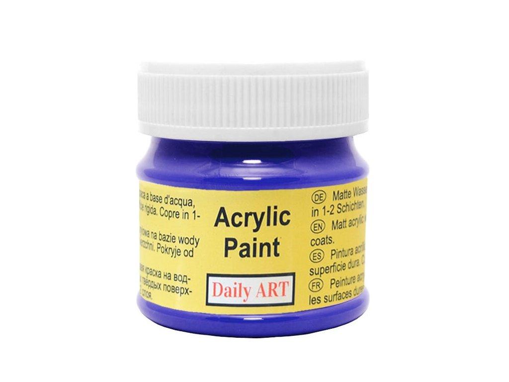 akrylova matna DA ultramarin 350 50ml