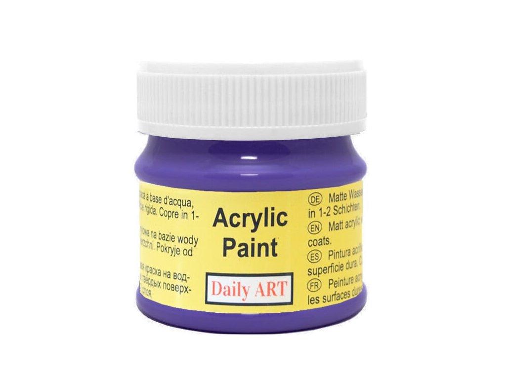 akrylova matna DA violet 360 50ml