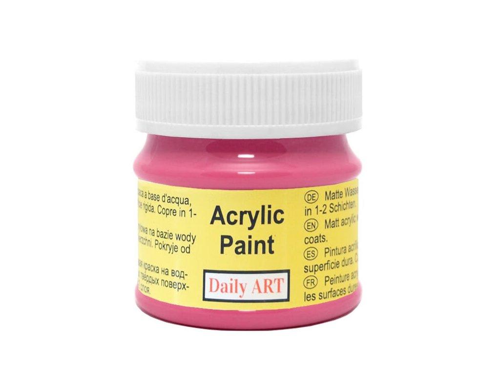 akrylova matna DA karmin 50ml