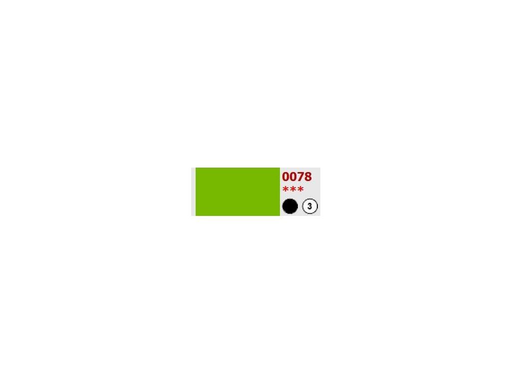 5627 olejova barva umton 20 ml 078 kadmiochrom zeleny skvely