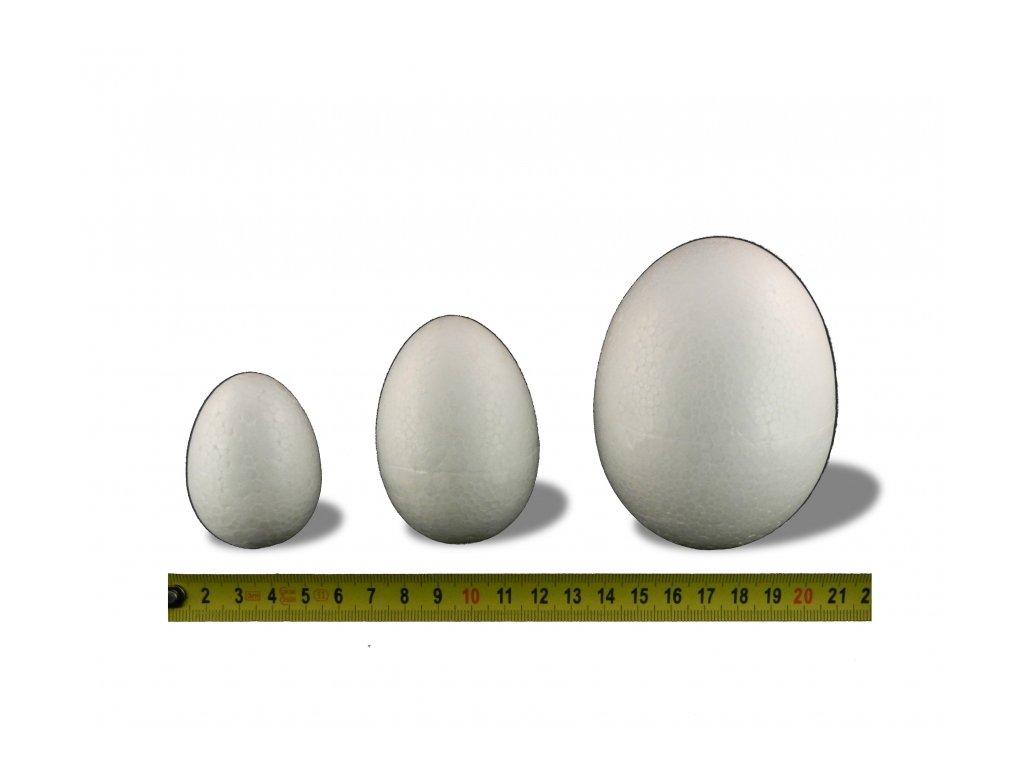 7826 vejce polystyrenove 12 cm
