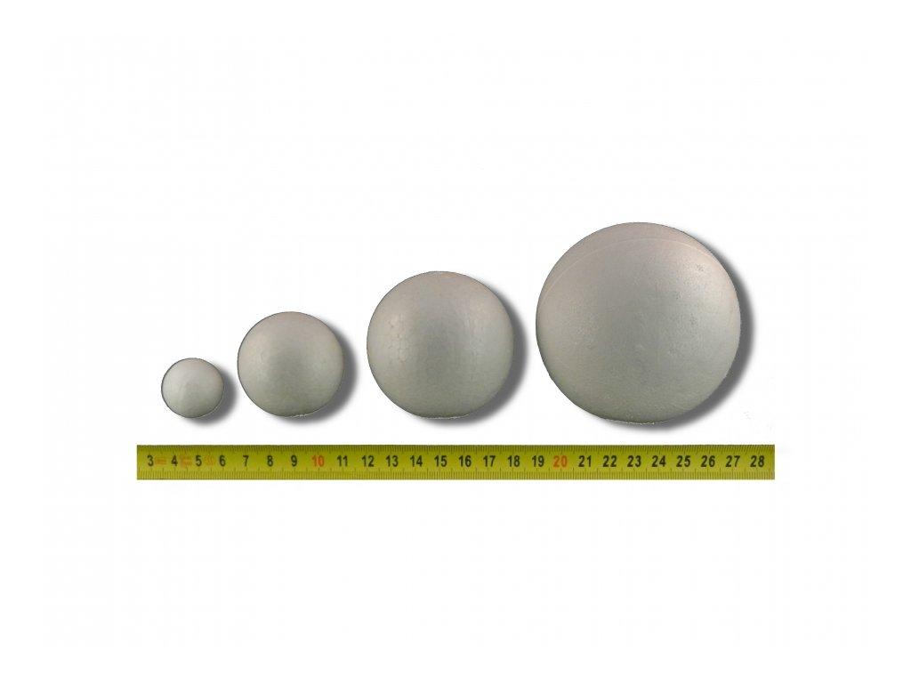 8891 koule polystyrenova 80 mm