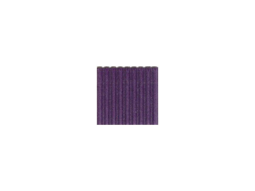 9260 vlnita lepenka 50x70 cm fialova