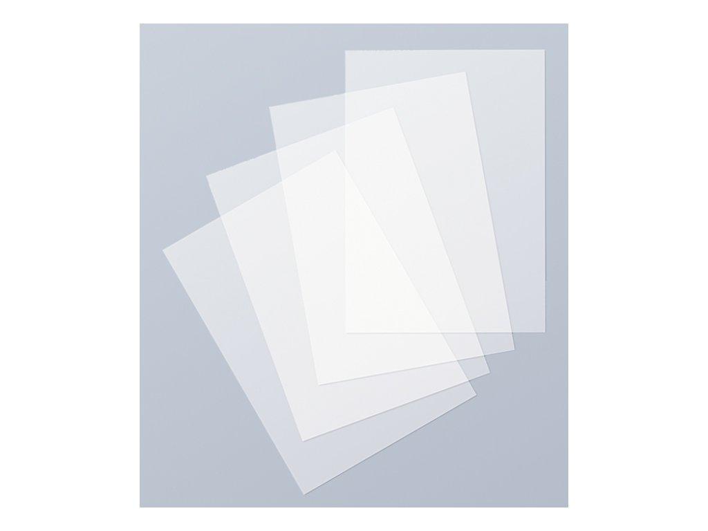 9734 transparentni papir a4 115 g bily
