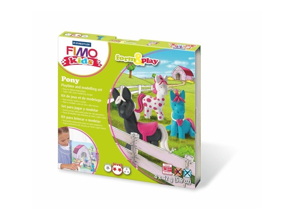 11540 fimo kids sada pony