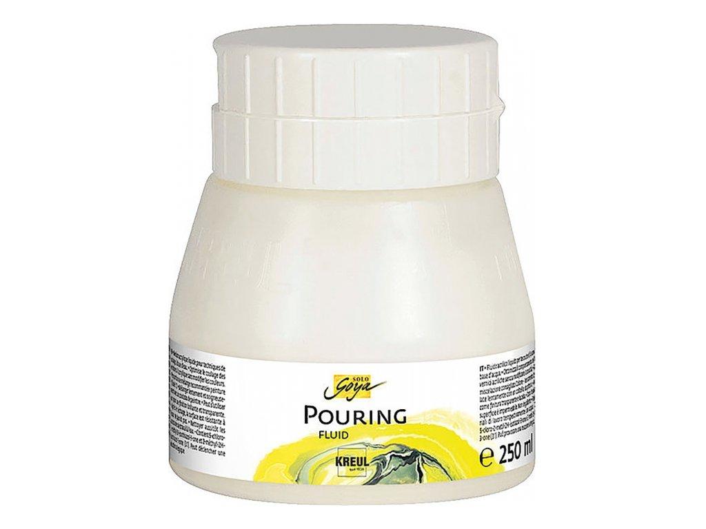 12173 pouring medium solo goya 250ml