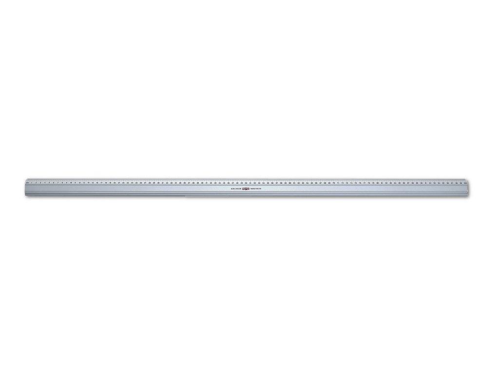 12332 1 pravitko hlinikove 100cm