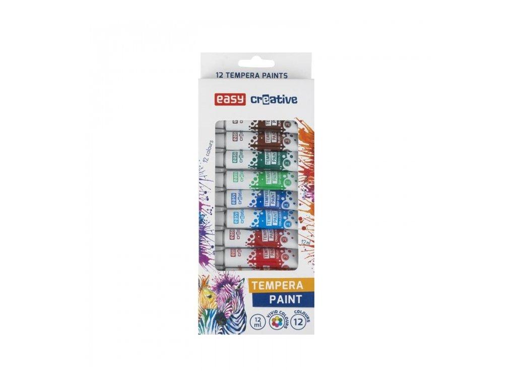 12455 temperove barvy easy 12 barev po 12 ml