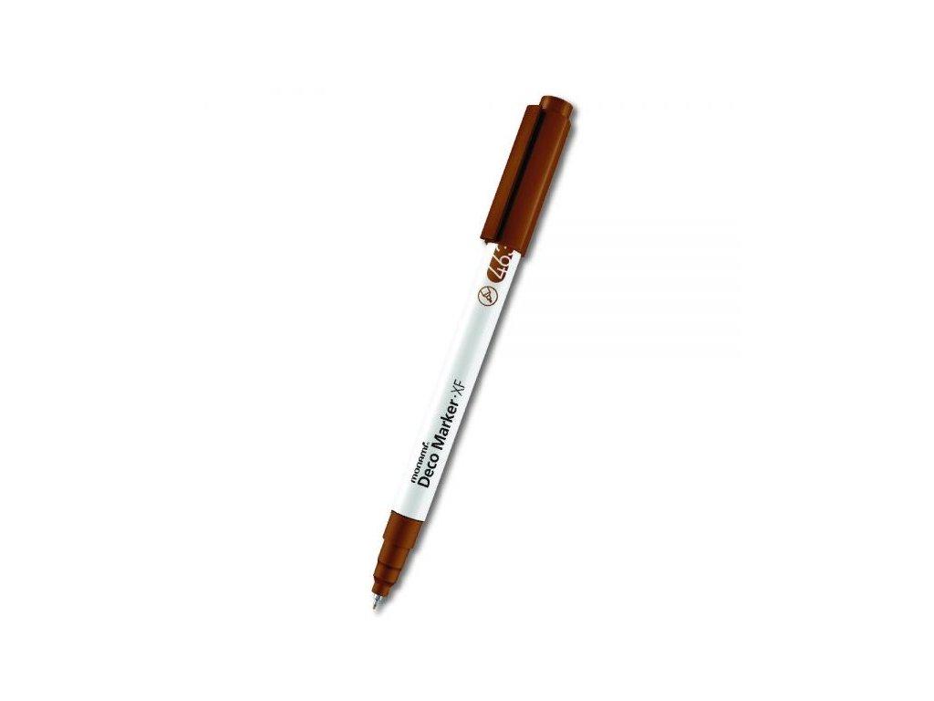 monami deco marker xf 463 brown