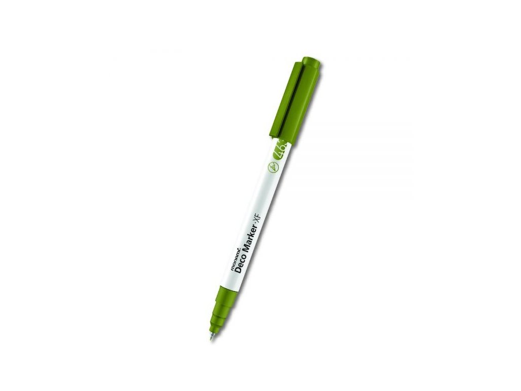 monami deco marker xf 463 olive