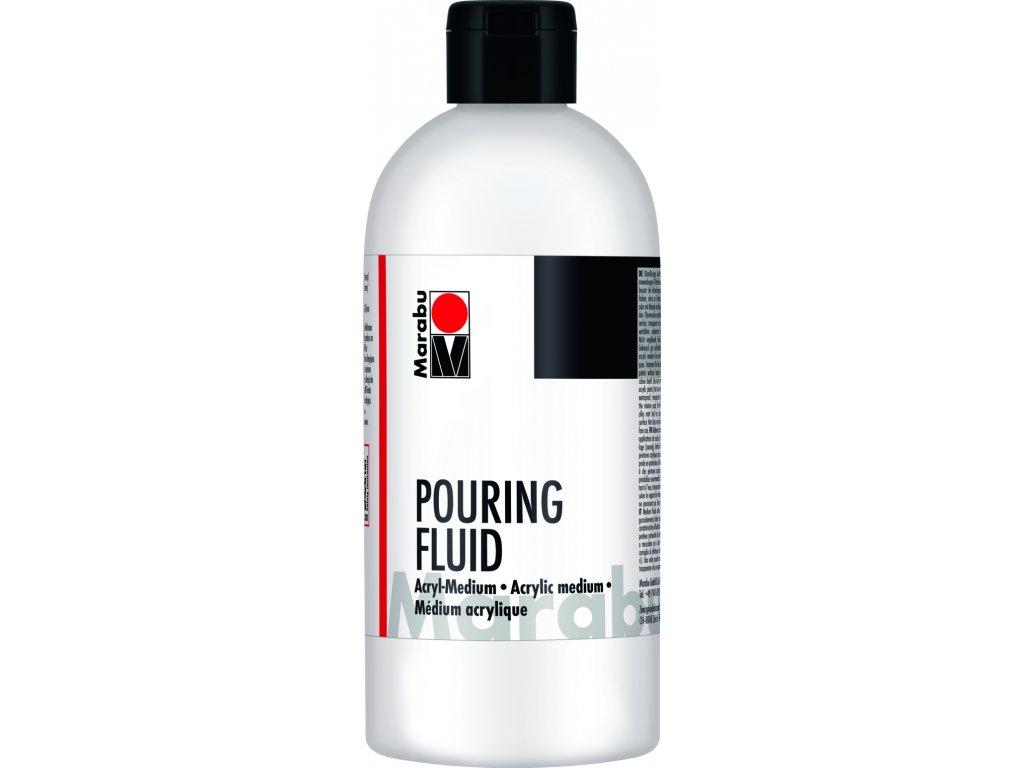 marabu 12320075885 poring akryl medium 500 ml