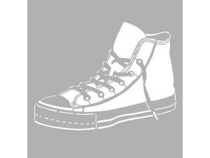 Šablona Marabu 33x33 cm Sneaker