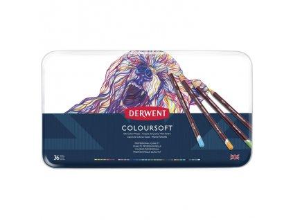 1322 2 umelecke pastelky coloursoft extra syte barvy 36 barev