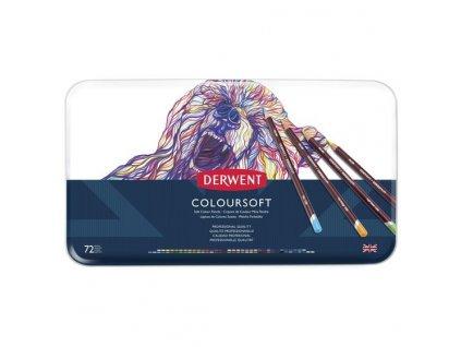 1325 2 umelecke pastelky coloursoft extra syte barvy 72 barev