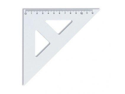 1358 trojuhelnik 90 45 s ryskou