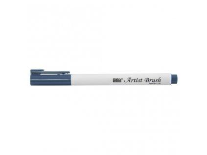 Umělecké fixy se štětcovým hrotem Artist Brush - 17 Steel Blue