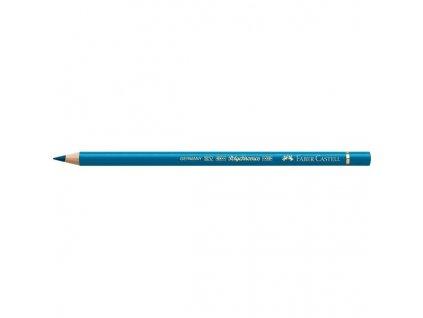 2186 2 faber castell polychromos umelecka pastelka 153 cobalt turquoise