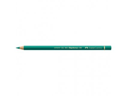 2201 2 faber castell polychromos umelecka pastelka 161 phtalo green