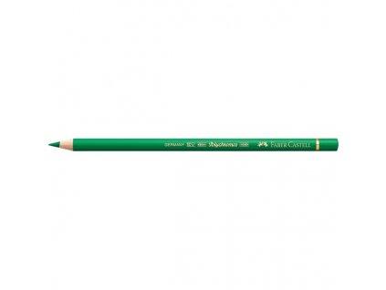 2204 2 faber castell polychromos umelecka pastelka 163 emerald green