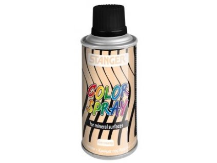 2585 akrylova barva ve spreji stanger color spray 150 ml piskova