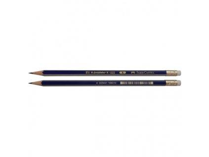 2615 1 grafitova tuzka 2b goldfaber 1222 s gumou