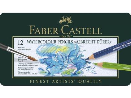 2621 11 umelecke akvarelove pastelky albrecht durer 117512 sada 12 barev
